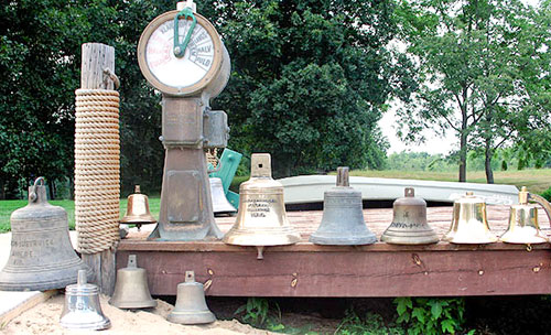 New and Used Ships Bells for sale